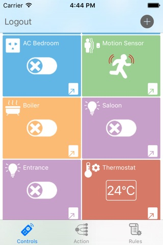 MindoLife Family Smart Home screenshot 4