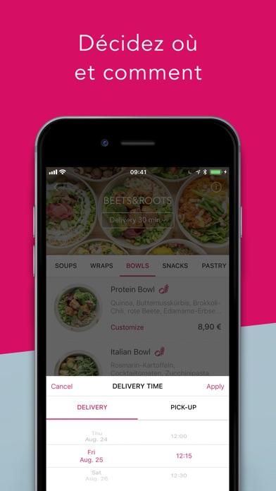 download foodora - livraison de repas apps 3