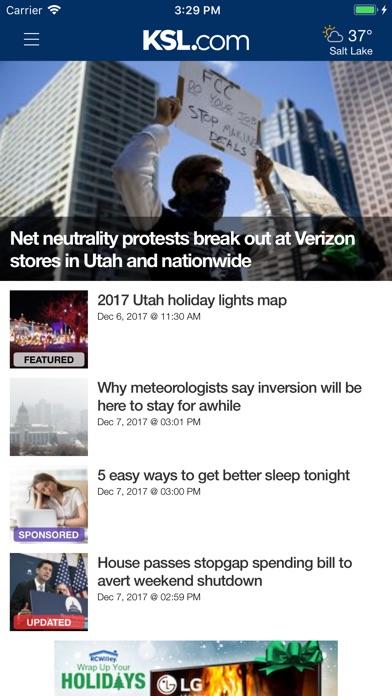 KSL News Скриншоты3