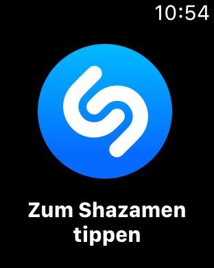 Shazam Encore Screenshot