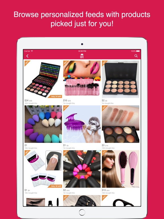 Cute Beauty Shopping on the App Store