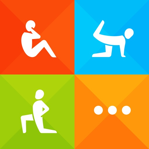 Instant Fitness : 600+ exercises, 100+ workouts, home workout trainer, on-the-go personal fitness trainer by Fitness Buddy and Instant Heart Rate