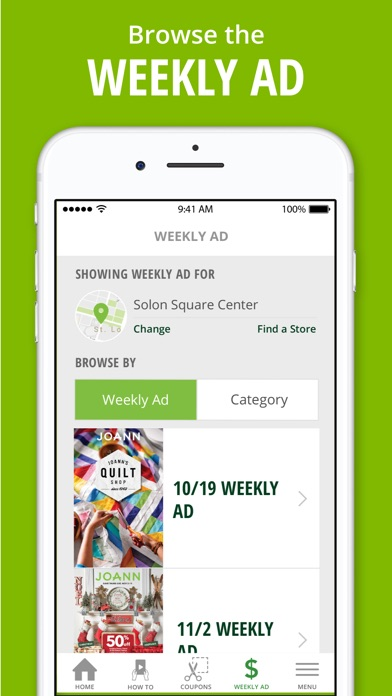 download JOANN - Crafts & Coupons apps 2