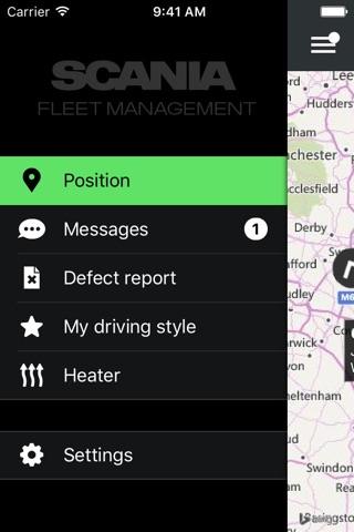 Scania Fleet screenshot 1