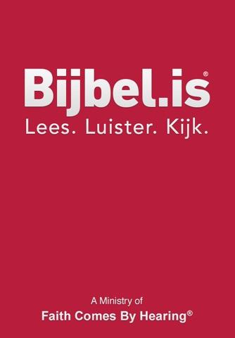Bible.is - Audio Bibles screenshot 1