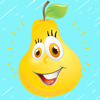 Pankaj Yadav - Crazy Pear : Animated stickers artwork