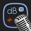 Decibel 10: Noise dB Meter, FFT Frequency Analyzer