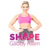 Hungrydog Media Ltd - Shape Up With Gabby Allen artwork