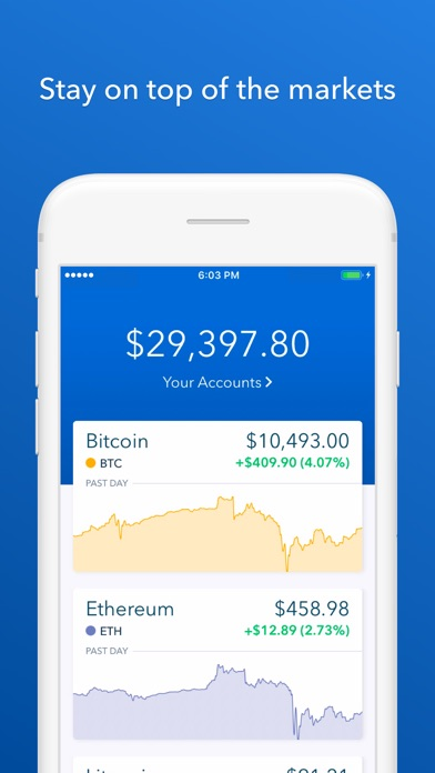 download Coinbase - Buy Bitcoin & more apps 0