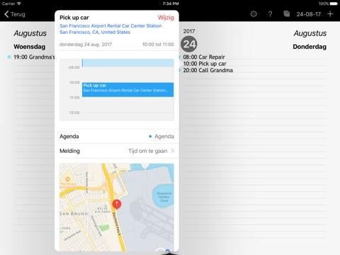 Week Agenda Ultimate screenshot 3