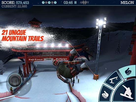 Snowboard Party Pro Screenshots