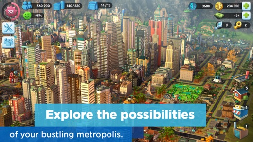 SimCity BuildIt Screenshots
