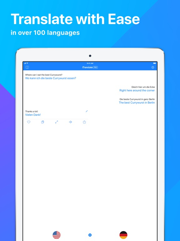 Translate App for Text & Voice Screenshots
