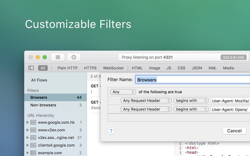 OS X Screenshot