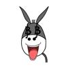 KIM KON KET - Fancy Donkey Animated  artwork