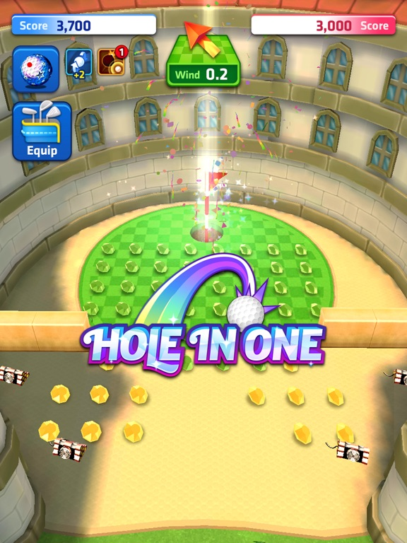 Screenshot 5 Mini Golf King - Multiplayer