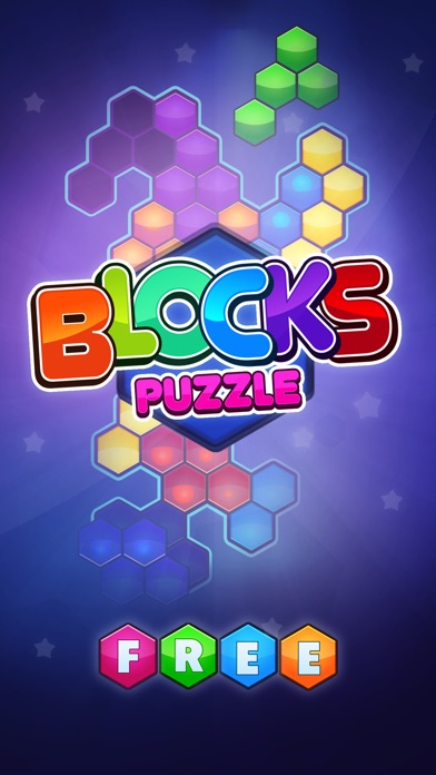 Blocks Puzzle - Hexagon Game on the App Store