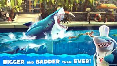Hungry Shark World screenshot 1
