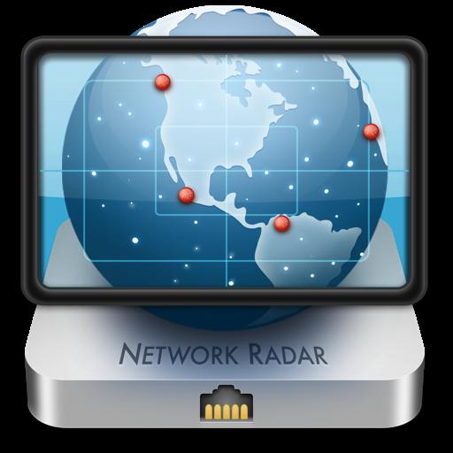 网络设备发现查看工具 Network Radar  for Mac