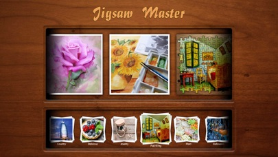 download Jigsaw Master - Fun logic game appstore review
