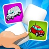 ABC 記憶遊戲 兒童 - 了解 與汽車和汽車