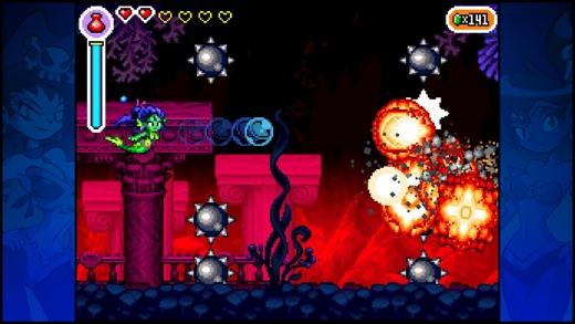 Shantae: Risky's Revenge FULL Screenshots