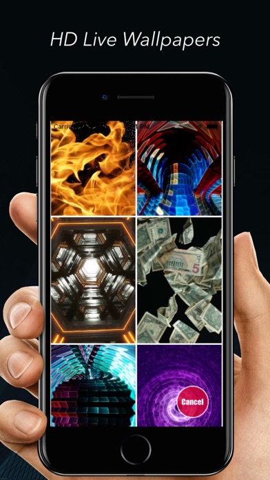 ThemeZone - Live Wallpapers screenshot 3
