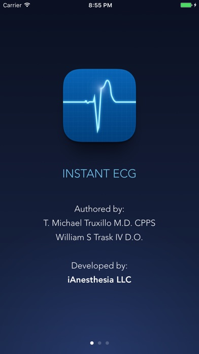 Instant ECG - Mastery of EKG Screenshots