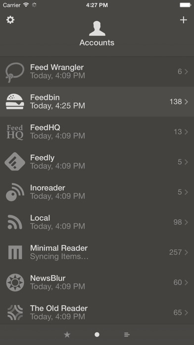Reeder 3 Screenshots