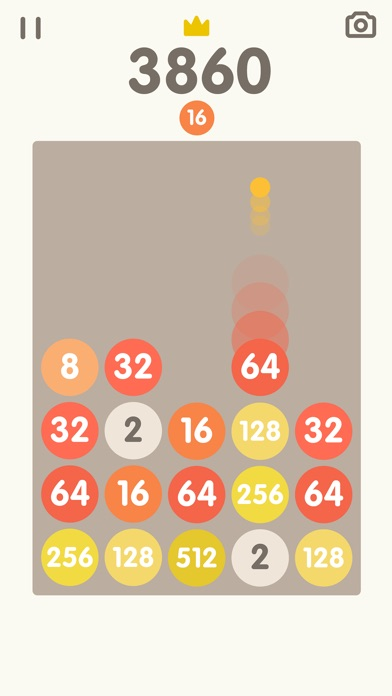 2048 Bricks screenshot 3
