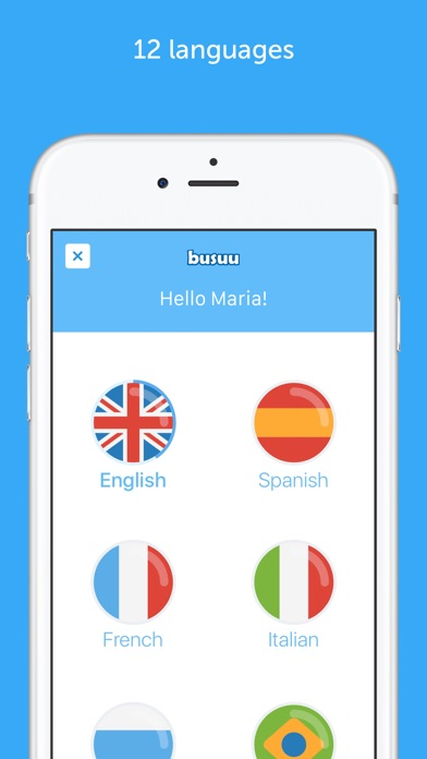 busuu - Learn Languages Screenshots