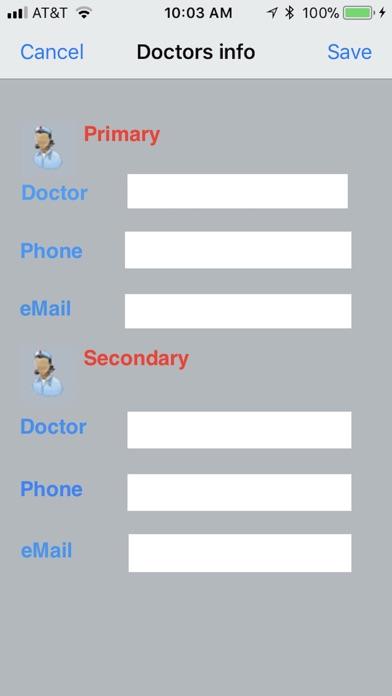 medSOSpro Screenshots
