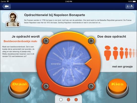 iPad schermafdruk 5