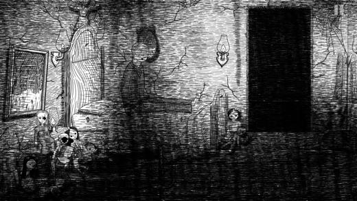 Neverending Nightmares Screenshots