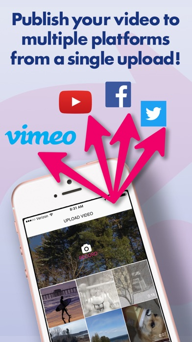 Watermark and Share Videos from Your Phone with UptiiQ's Latest Update Image