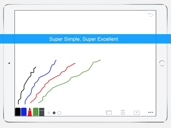 Smart Whiteboard HD Screenshots