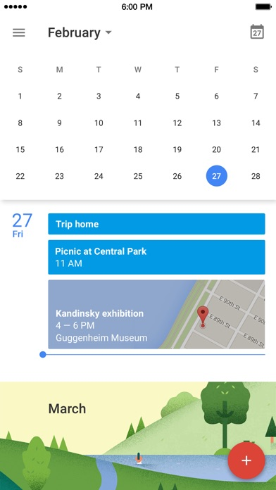 download Google Calendar apps 3