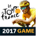 Tour de France-Cycling stars Jeu officiel 2017!
