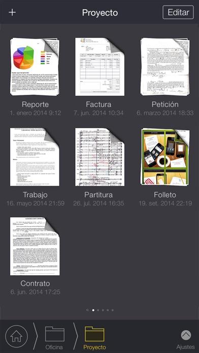 download My Scans, mejor app de escáner apps 4