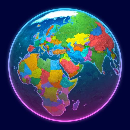 Erde 3D - Wunderbarer Atlas für iPhone