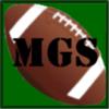 David Bissonnette - MyGameScore Flag Football  artwork