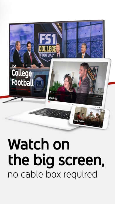 Youtube tv on the app store iphone screenshot 4 sciox Images