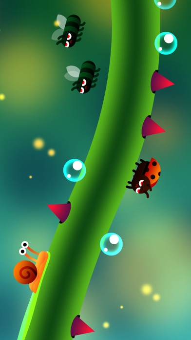 Snail Ride iOS Screenshots