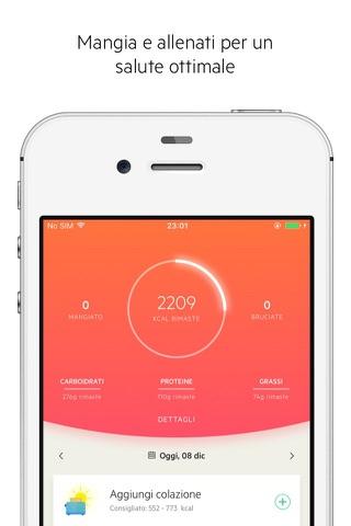 Lifesum: Diet & Food Tracker screenshot 1