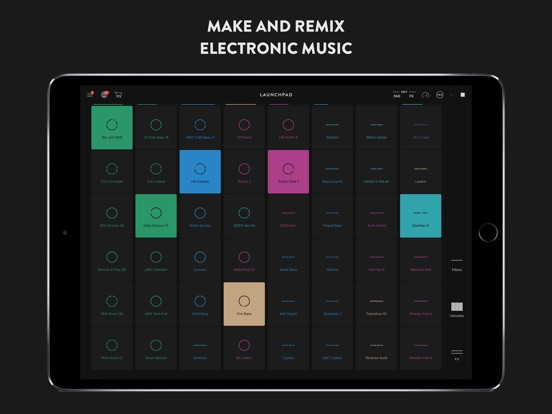 novation launchpad ipad app download