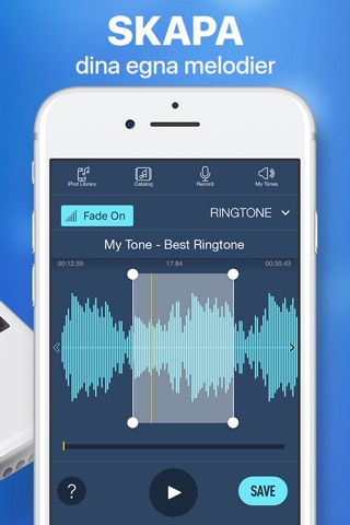 Ringtones for iPhone & Maker screenshot 3