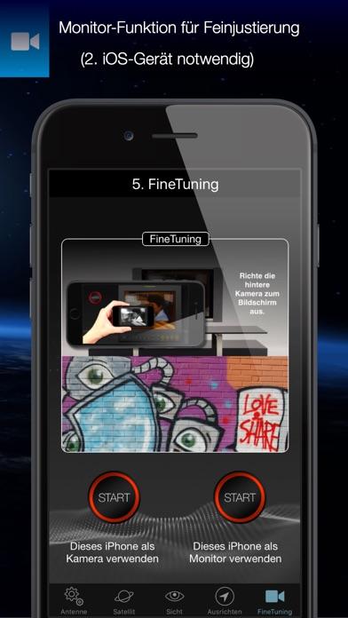 satfinder im app store. Black Bedroom Furniture Sets. Home Design Ideas