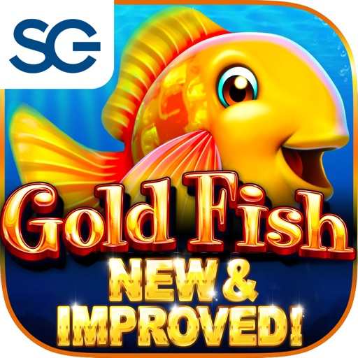 Gold fish casino slot machines by phantom efx inc for Fish casino slot