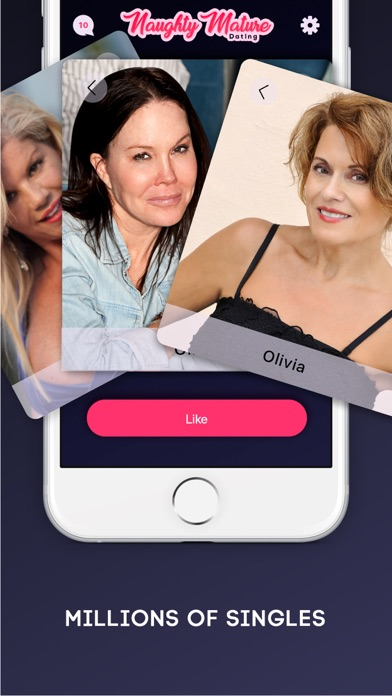 Mature dating uk app