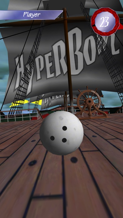HyperBowl Screenshots
